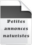 Les petites annonces naturistes de gay-naturiste.com