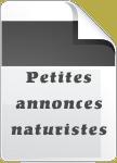 Les petites annonces naturistes de gay-naturiste.com