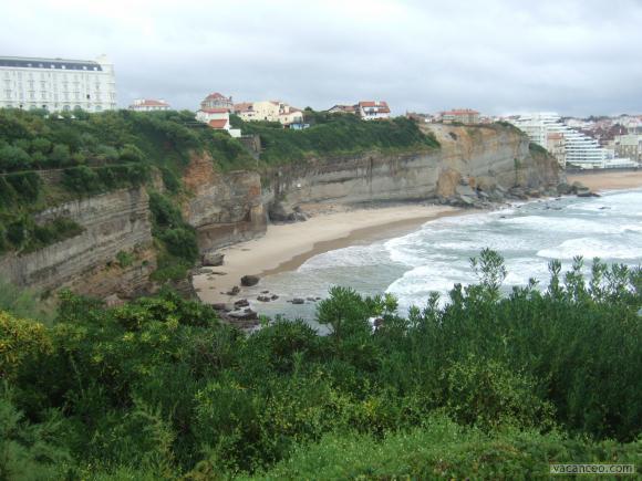 plage naturiste biarritz