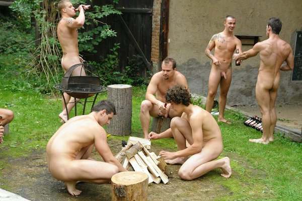 Sauna Naturiste Gay
