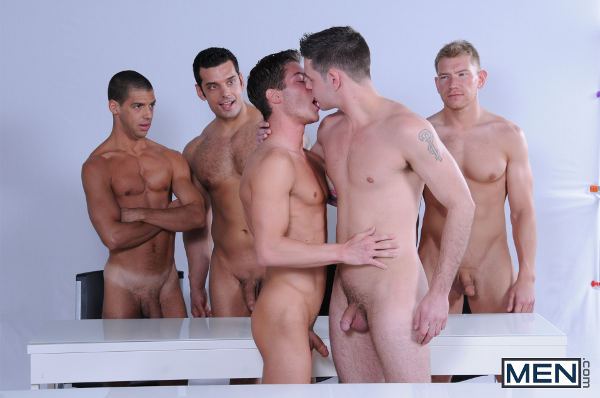 Have Hot naked men blog are