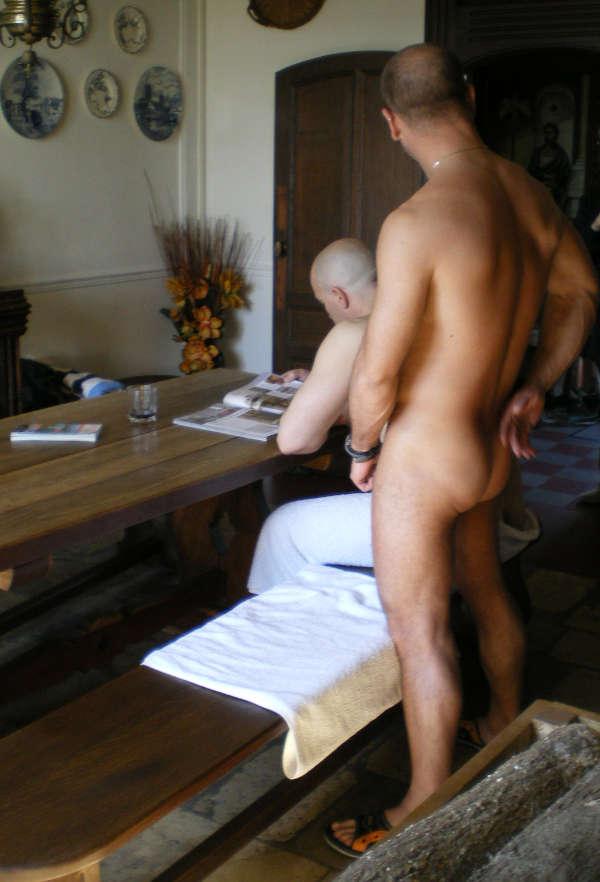 massage naturiste entre homme Le Blanc-Mesnil