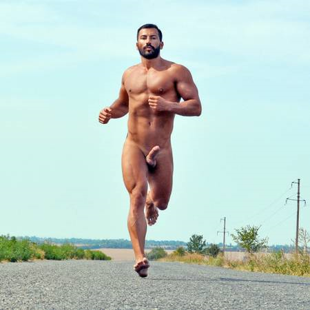 Naked Male Sport 82