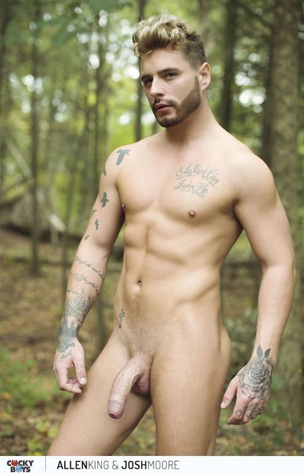 naturisme gay bois