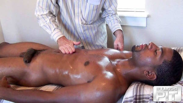 black massage naturiste gay
